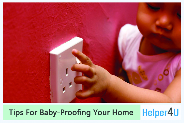 Simple Tips to Baby Proof Your House