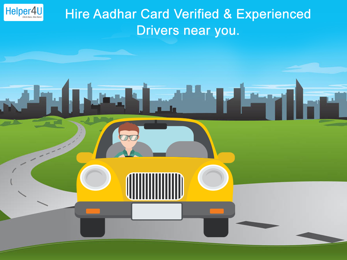 Hire Verified driver near you