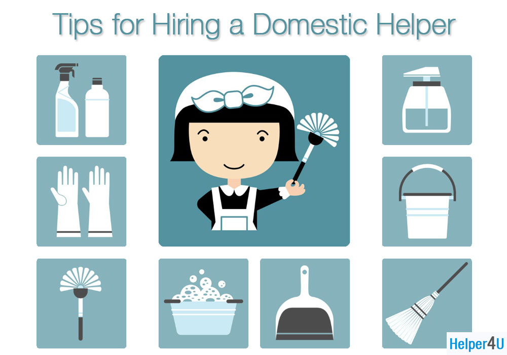 tips to hire domestic helper