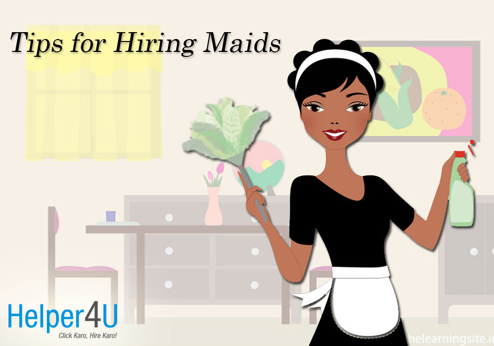 hire maids in mumbai and pune