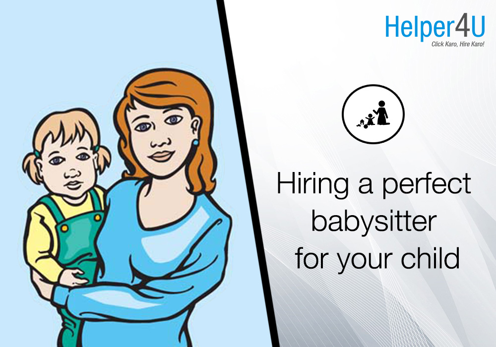 hire babysitter in mumbai and pune