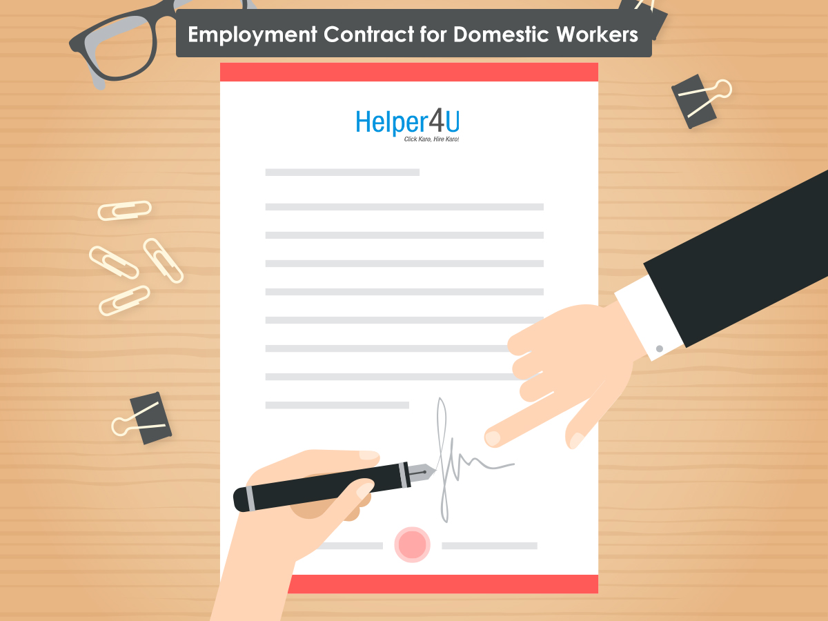 Employment Contract for Domestic Workers