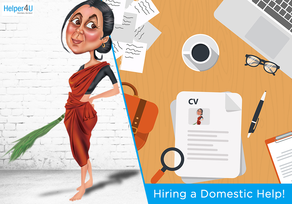 Hire domestic Helpers near you