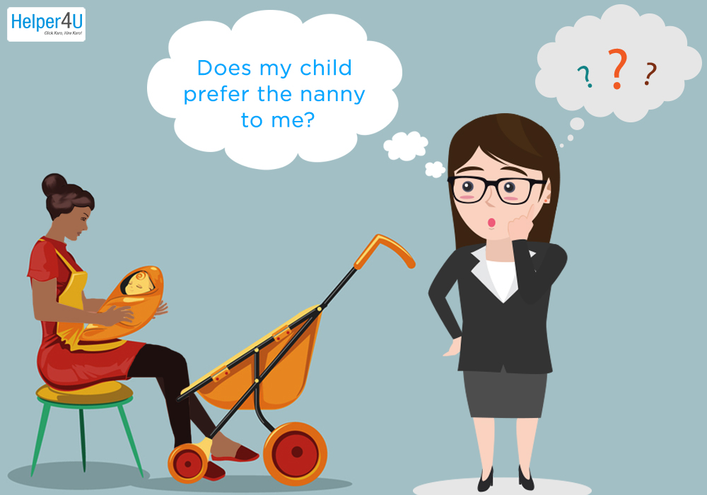 Hire Verified nanny as per your need