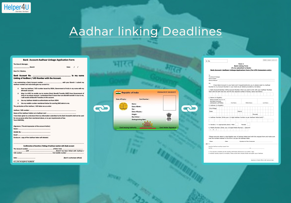 Aadhar Card Linking