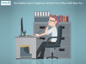 experienced and verified Telecaller/ Office boy