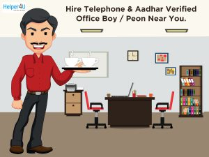experienced and verified peon for office