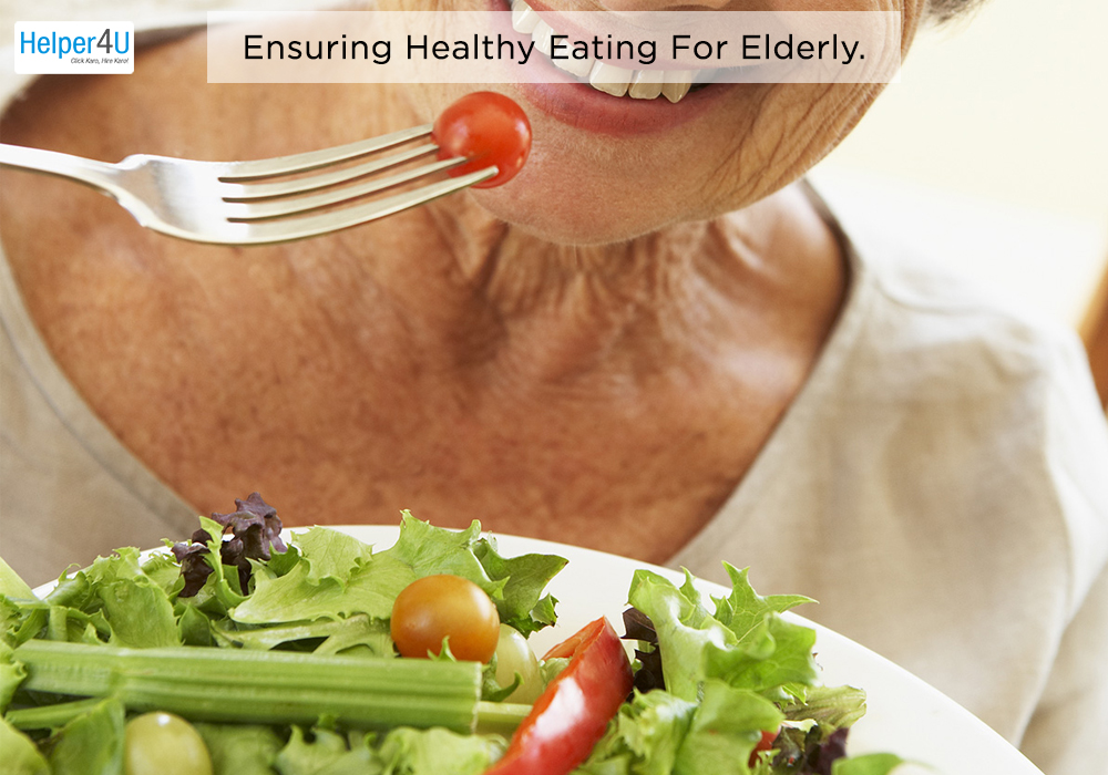 healthy diet for elders