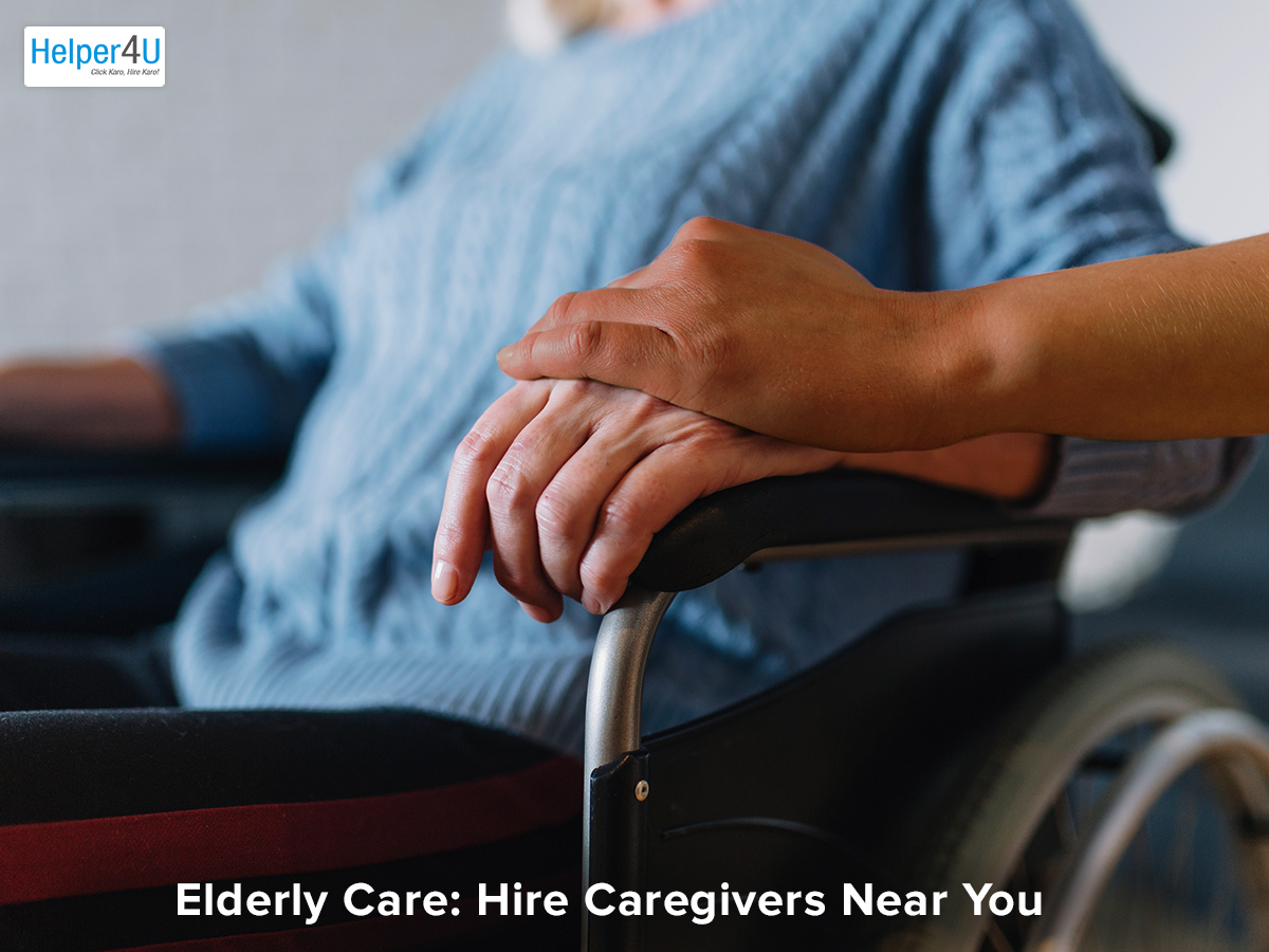 caregiver for elderly at home