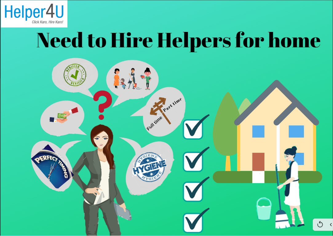 Need to Hire Housemaid? Here is how you should do it