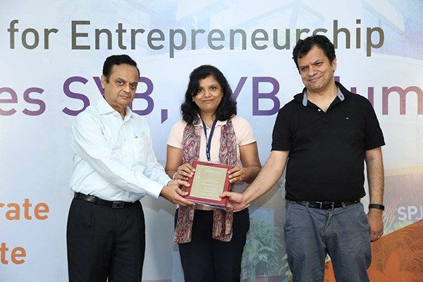 Helper4U wins SP Jain Entrepreneurship Competition