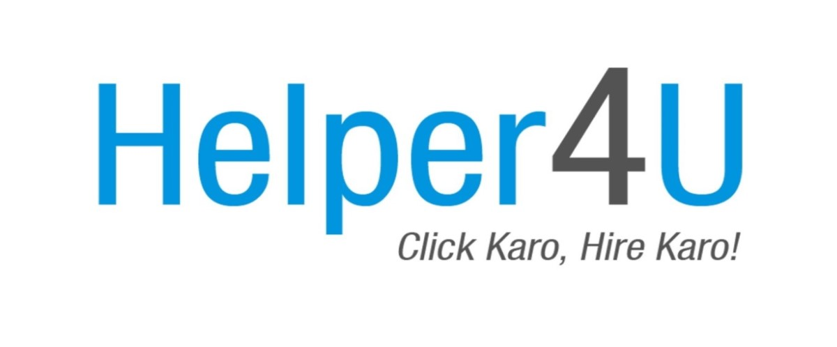 Need Maid, Cook, Nanny, Driver - Hire Online | Helper4U